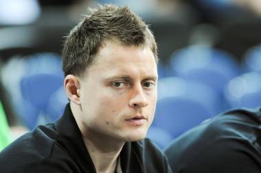 A.Eitutavičius toliau treniruosis su krepšinio rinktine