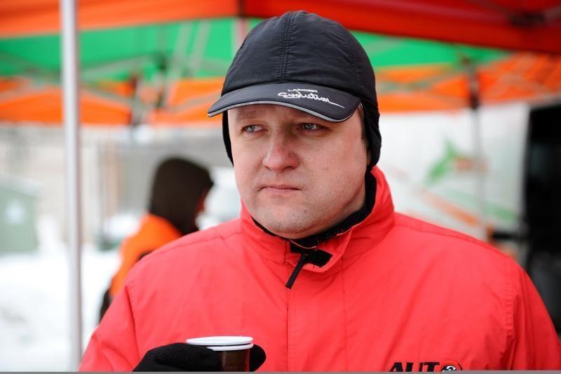 Lenktynininkas S. Girdauskas tapo susisiekimo viceministru