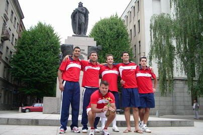 Andoros futbolininkus sužavėjo kaunietės