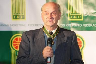 LKF vakare - padėka rėmėjams ir apdovanojimai treneriams