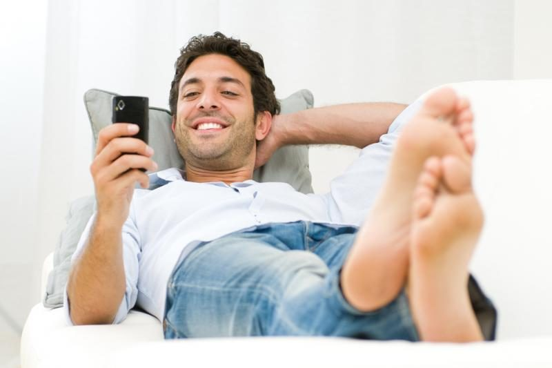 41 proc. išmaniųjų telefonų savininkų tik skambina ir rašo žinutes
