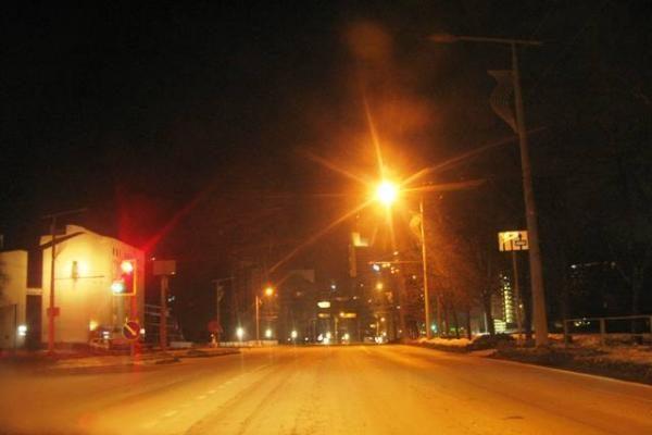 Tamsiais žiemos vakarais Vilniuje švies visi dar veikiantys žibintai