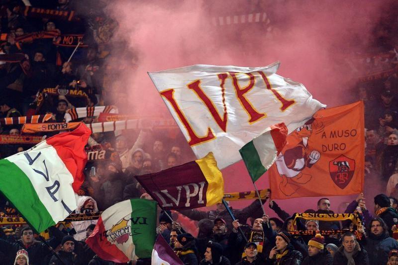 """Italijos taurės pusfinalyje """"Roma"""" įveikė """"Inter"""""""