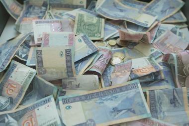 Klaipėdos savivaldybė gavo pinigų pašalpoms