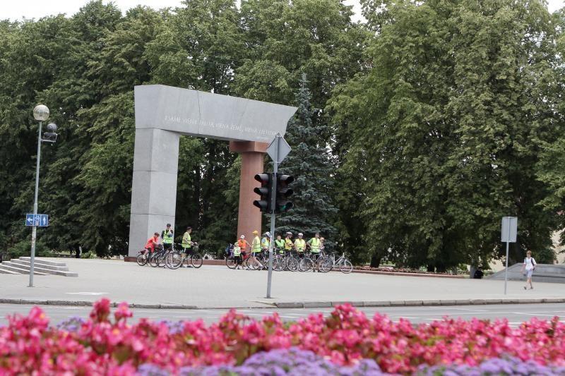 Prie Arkos - Klaipėdos senamiesčio vartų šventė