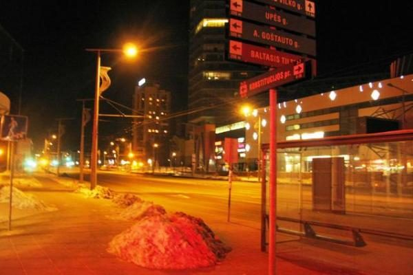 Orai Vilniuje: šalta žiema įsitaisė ilgam