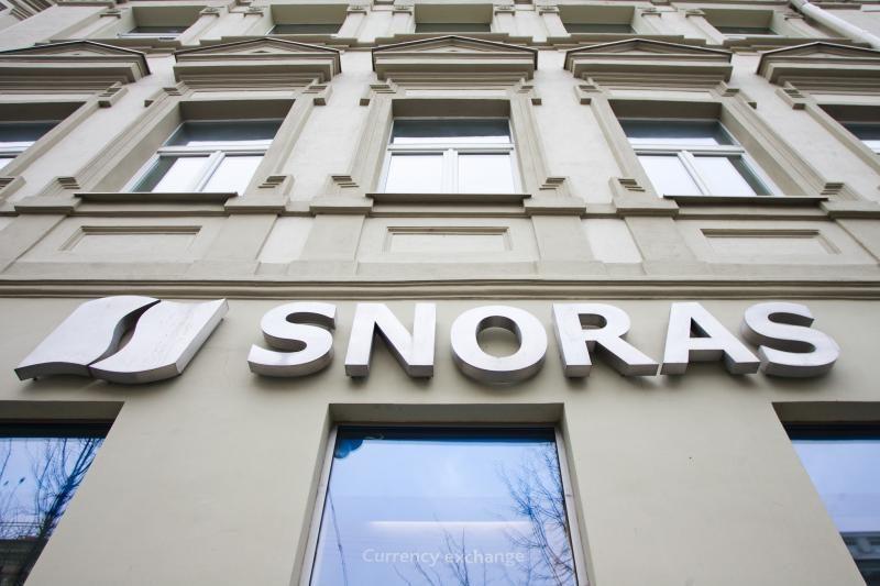 """""""Snoras"""" turi bent 100 nekilnojamojo turto objektų"""