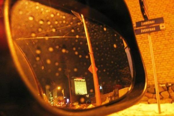 Policija: tamsesnės gatvės tampa pavojingesnėmis
