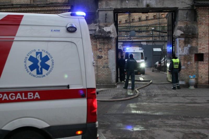 Lukiškėse nusižudė  25 metų suimtasis