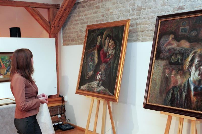V. Kasiulio muziejus sostinėje bus atidarytas birželį