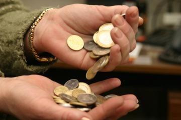Spalį įmonių pradelstos skolos nebeaugo
