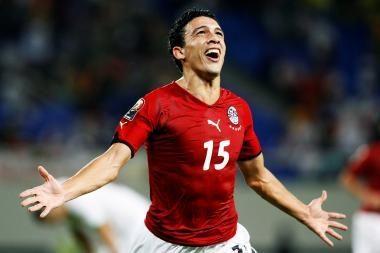Afrika dar kartą nusilenkė Egipto futbolininkams