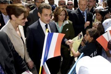 Per N.Sarkozy vizitą Izraelyje nusišovė karys