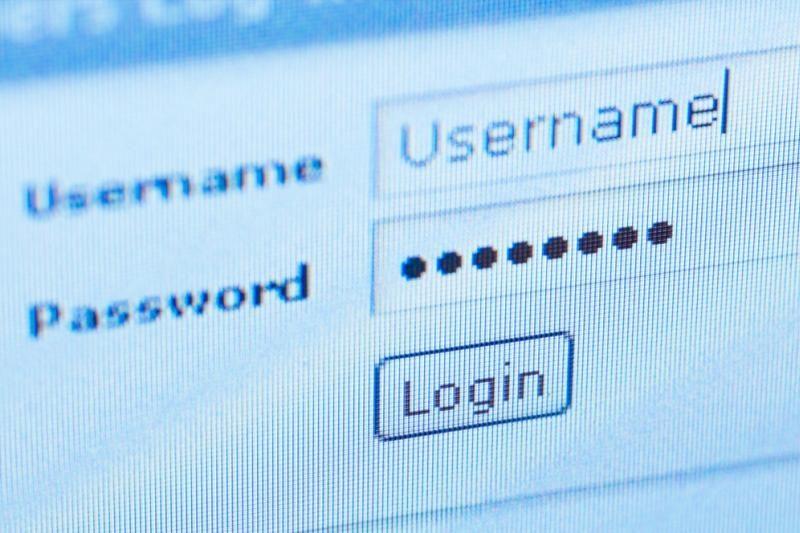 Atsisveikinimas su šimtais slaptažodžių ir vartotojo vardų