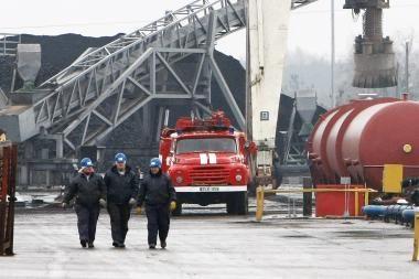 Sulaikytas klaipėdietis, melagingai pranešęs apie gaisrus uoste
