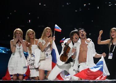2009-ųjų metų Eurovizija vyks Maskvoje