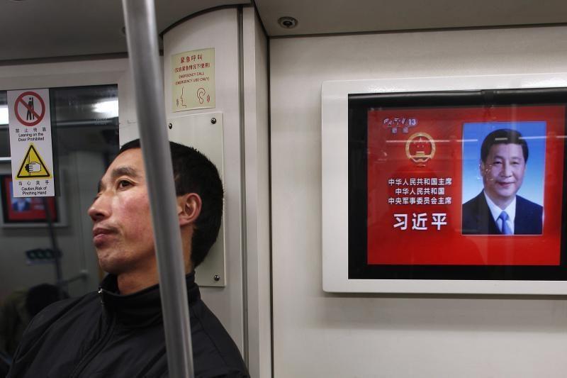 Xi Jinpingas - naujo stiliaus Kinijos prezidentas