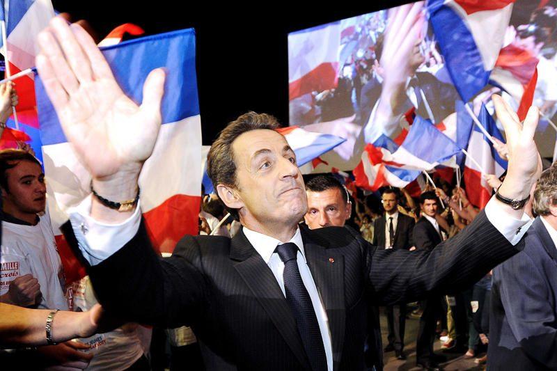 Nicolas Sarkozy perrinkimo kampanija pradeda išsikvėpti