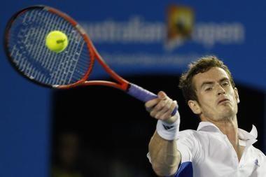 A.Murray - atviro Australijos teniso čempionato finale