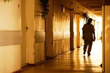 Vilniaus Sapiegos ligoninėje - įtampa