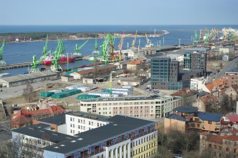 Klaipėdos uoste lankysis Latvijos susisiekimo ministras