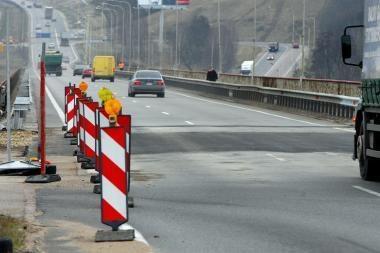 Paskelbtas kelio Ryga-Kaliningradas ruožo ties Kryžkalniu atnaujinimo konkursas