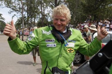 """""""Dakaro ralyje"""" triumfavo C.Despresas, C.Sainzas, M.Patronellis ir V.Čaginas"""