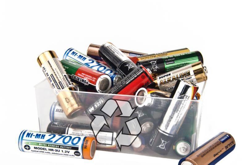 Senas baterijas jau galima išmesti neiškėlus kojos iš savo laiptinės