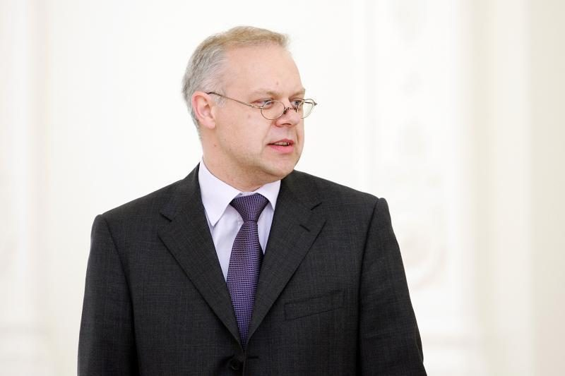 R.Norkus paskirtas ambasadoriumi Rusijoje