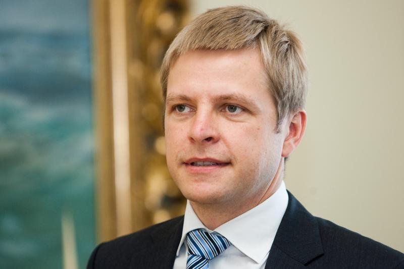 Vilniaus liberalams vadovaus Teisingumo ministras