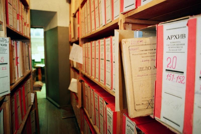 Paviešinti dokumentai apie KGB mobilizacijos poskyrio veiklą