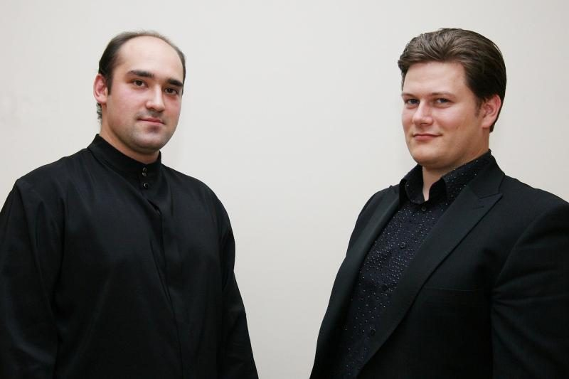 Tenoro ir pianisto duetas – apie poeto meilę