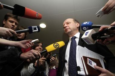 Premjeras džiūgauja: koalicija įrodė savo tvirtumą