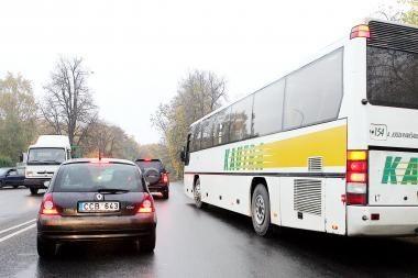 Dyzelino vagį Kaune pakirto apsaugininko paleista kulka