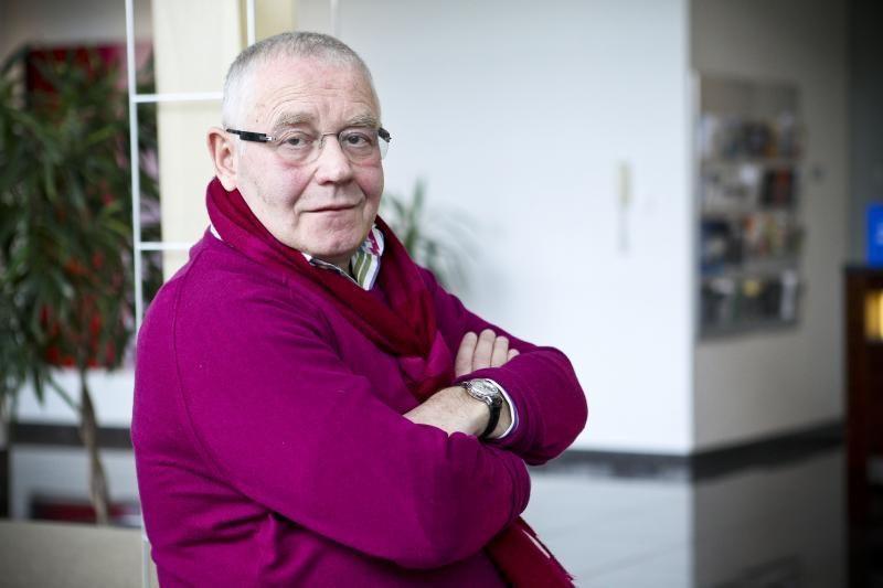 Legendinis kompozitorius A.Žurbinas: norėčiau įleisti šaknis Lietuvoje
