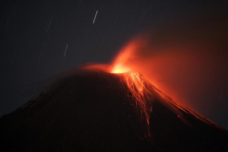 Kinijoje atrastas prieš 140 mln. metų išsiveržęs ugnikalnis