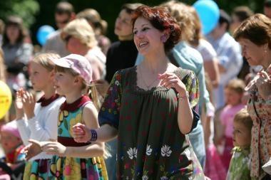 Motinos dieną bus renkama šauniausia Klaipėdos mama