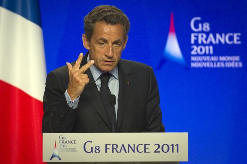 """Nicolas Sarkozy: Tulūzos žudikas buvo """"monstras"""""""
