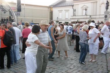 Jūros šventėje renginiai vilioja iki vėlaus sekmadienio vakaro