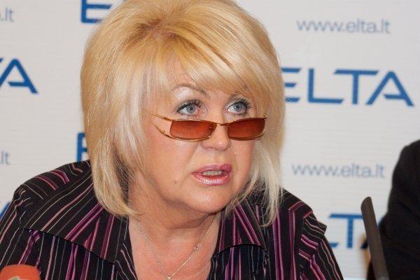 A.Skučienė: B.Varsackio nutartį vertiname kaip pagalbą pedofilams