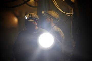 Lenkijoje per sprogimą šachtoje žuvo keturi angliakasiai