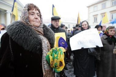 Kitą antradienį - mitingas prie Seimo (papildyta)