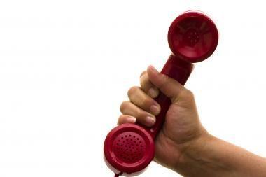 Įkyri moteris policijai skambino 7 tūkstančius kartų