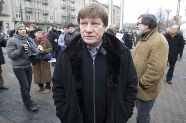 Visuomenininkai dėl V.Tomkaus bylos siūlo R.Piličiausko neskirti LVAT vadovu