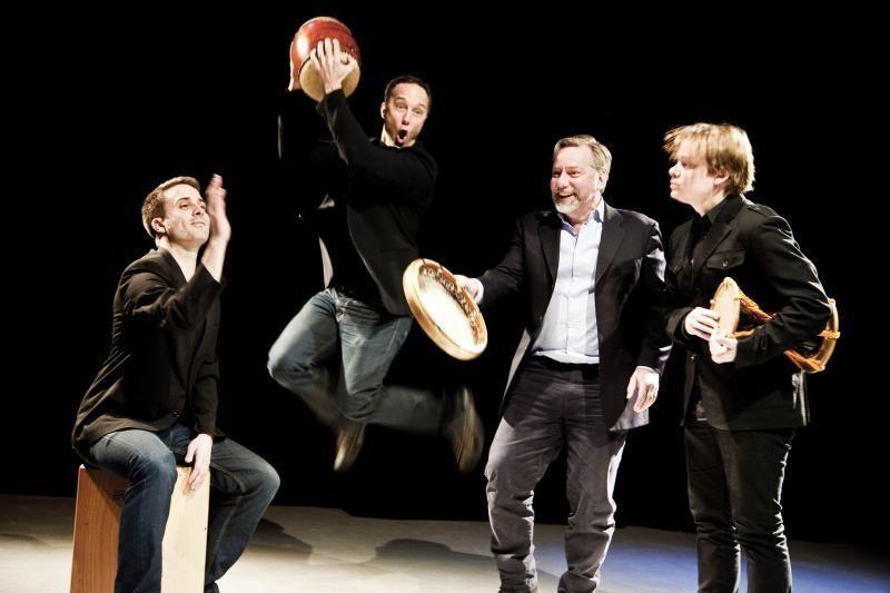Klaipėdoje koncertuos švedų ritmo, triukšmo ir šlamesio korifėjai