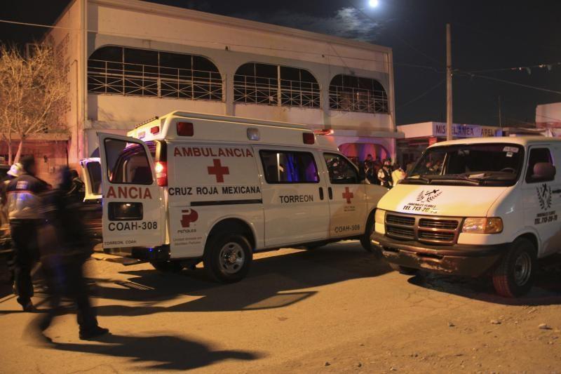 Meksikoje per išpuolį narkomanų reabilitacijos centre žuvo 11 žmonių