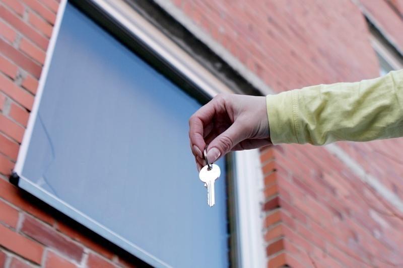 Lietuvoje šiemet įrengta šeštadaliu mažiau naujų butų