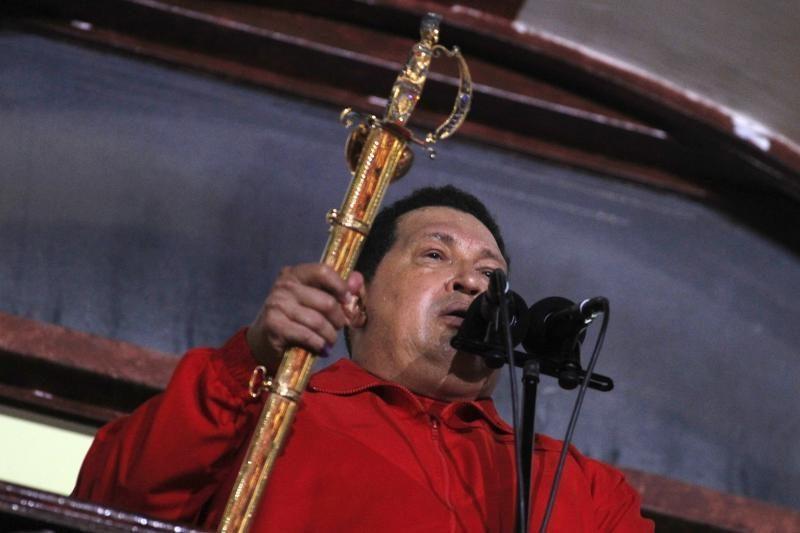 Chavezas nėra komos būsenos, tvirtina brolis