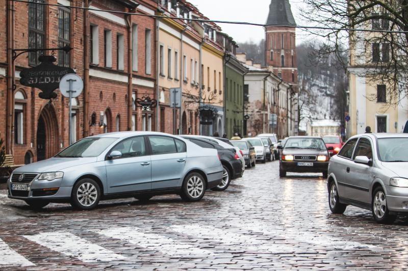 Naujų lengvųjų automobilių rinka kovą smuktelėjo