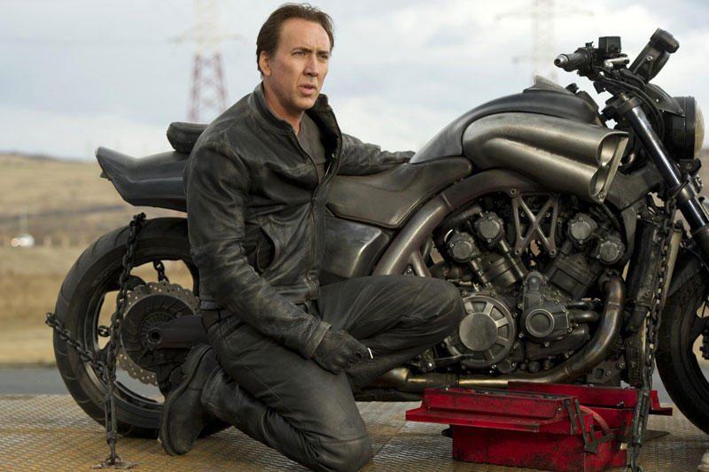 Nicolas Cage'as mėgsta svaidytis skambiomis frazėmis